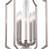 Thumbnail image for Modern Chic Pewter Lantern