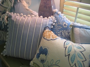 Post image for Decorating with Blue and White