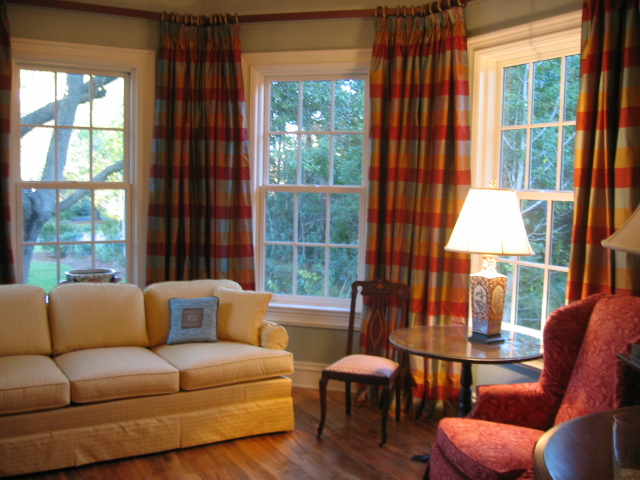 Window Treatment Design Solutions | PoshSurfside - Fabric and ...