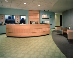 Reception Area, Corporate Offices, Atlanta