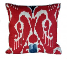 Magnificat Red Pillow, Large