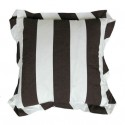 Draper Stripe Throw Pillow
