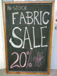 Posh Surfside Fabric Sale