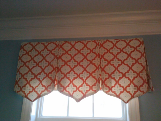 Post image for Express Your Style with Unique Window Valances