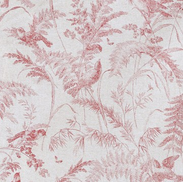 Post image for Birds and Branches Toile Fabric